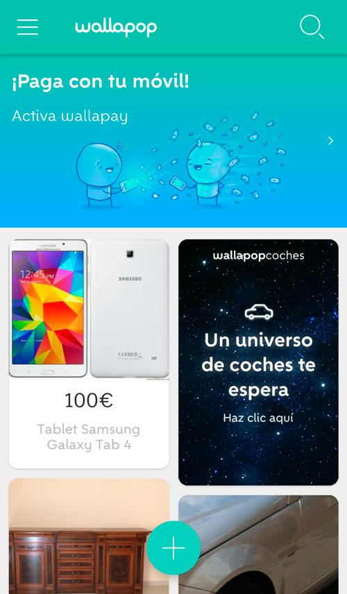 Activar Wallapay - El servicio de pagos de Wallapop