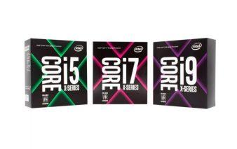 Intel X-Series - Intel Core i9